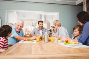Successful money management in a multi-generational household